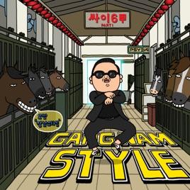 Imagini pentru Gangnam Style - PSY itunes