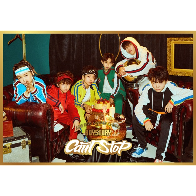 Boy Story – Can't Stop – Single [iTunes Plus M4A] | iplusall.4fullz.com