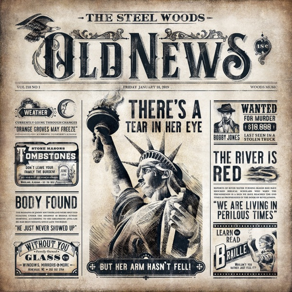 The Steel Woods - Old News album wiki, reviews