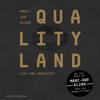 Marc-Uwe Kling - QualityLand: Dunkle Edition  artwork