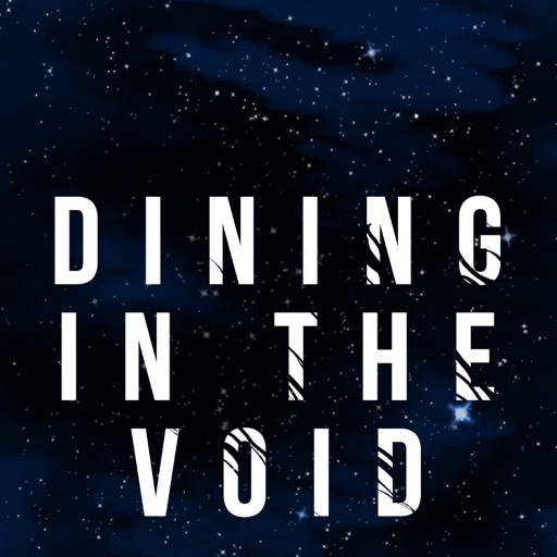 Cover image of Dining in the Void