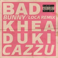 Loca (feat. Cazzu) [Remix] - Single Mp3 Download