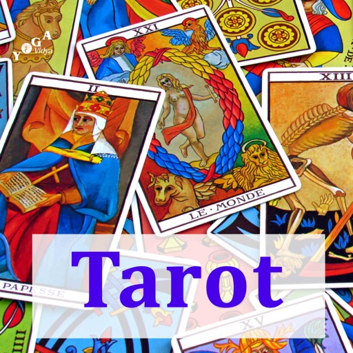 Cover image of Tarot-Podcast