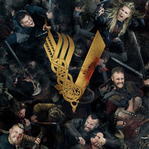 Vikings, Season 5 poster