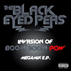 Invasion of Boom Boom Pow (Megamix) - EP