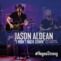 Jason Aldean - I Won't Back Down (Live from Saturday Night Live)