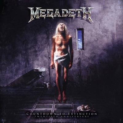 Countdown to Extinction (Twentieth Anniversary) - Megadeth