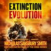 Nicholas Sansbury Smith - Extinction Evolution  artwork