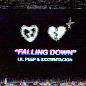 LIL PEEP feat XXXTENTACION - Falling Down Chords and Lyrics