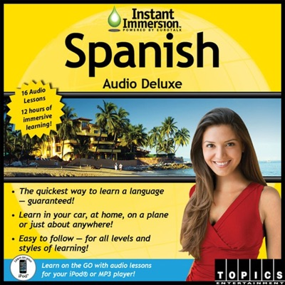 Instant Immersion Spanish Audio Deluxe: Spanish