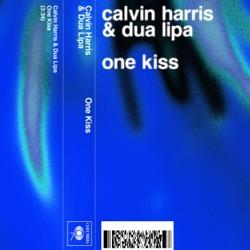 View album Calvin Harris, Dua Lipa - One Kiss - Single
