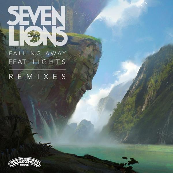Falling Away (Remixes) [feat. Lights] - EP