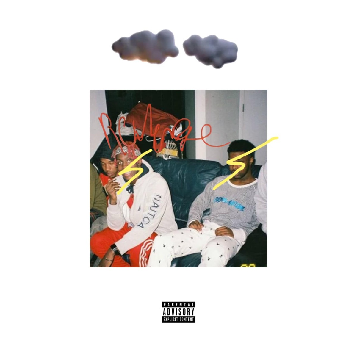 Revenge - Single Lil Yachty  Digital Nas CD cover