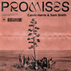 Calvin Harris, Sam Smith - Promises grafismos