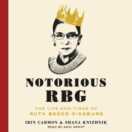 Notorious RBG audiobook