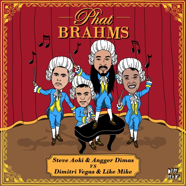 Phat Brahms - Single
