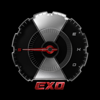 EXO - DON'T MESS UP MY TEMPO – The 5th Album artwork