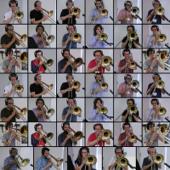 Bohemian Rhapsody (International Trombone Ensemble)-Christopher Bill