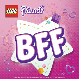 LEGO Friends - The BFF Song (Best Friends Forever)