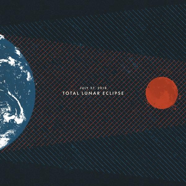 July 27, 2018: Total Lunar Eclipse - Single