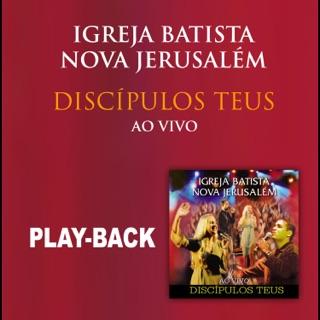 playback dom de amar igreja batista nova jerusalem