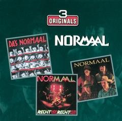 3 Originals/Da's Normaal - Rechttoe Rechtan - HALVU