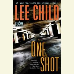 Jack Reacher: One Shot: A Novel (Unabridged)