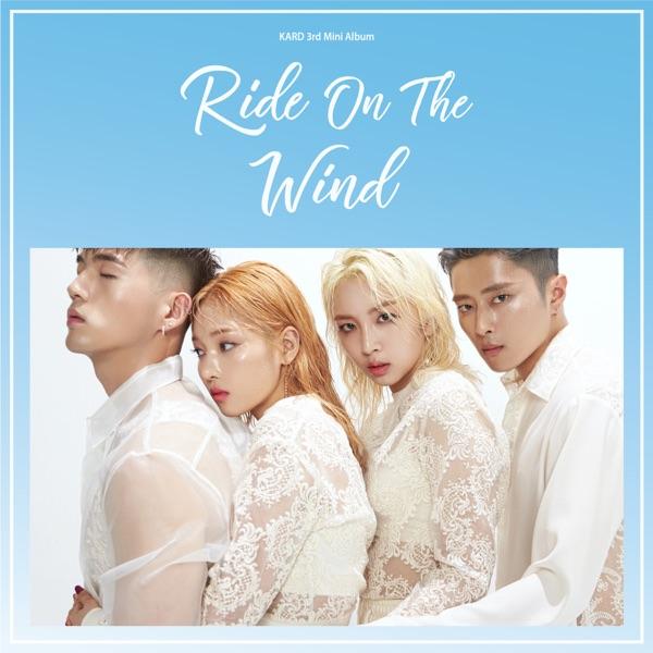 KARD 3rd Mini Album 'Ride on the Wind' - EP
