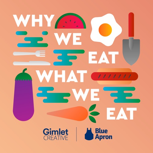 Cover image of Why We Eat What We Eat
