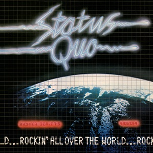 Status Quo - Rockin' All Over the World - Line Dance Music