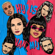 EUROPESE OMROEP | Hij is van mij (feat. Bizzey) - Kris Kross Amsterdam, Maan & Tabitha