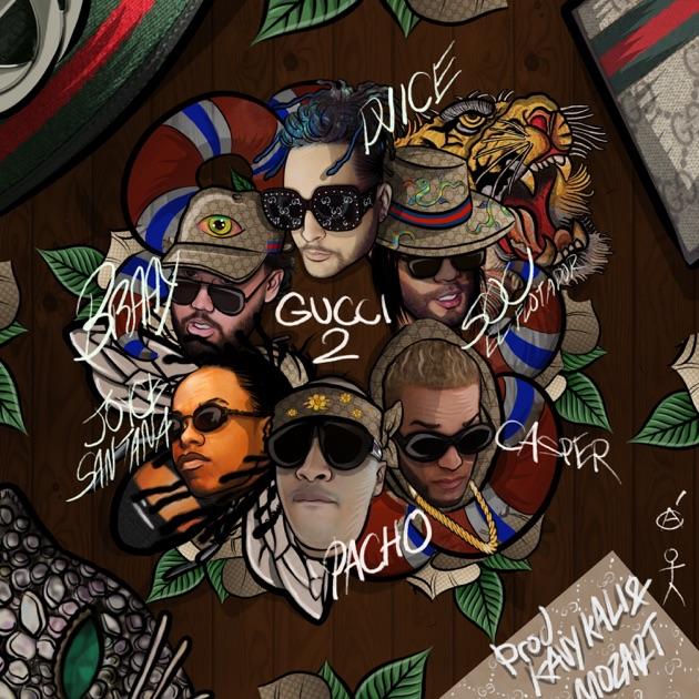 Dvice, Casper Magico, Sou El Flotador, Brray, Pacho El Antifeka & Joyce Santana – Gucci 2 – Single [iTunes Plus M4A] | iplusall.4fullz.com