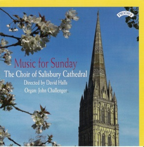 Salisbury Cathedral Choir, John Challenger & David Halls - Morning & Evening Service in B-Flat Major, Z. 230: Jubilate