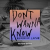 Don't Wanna Know (feat. Kendrick Lamar) [BRAVVO Remix] - Single, Maroon 5