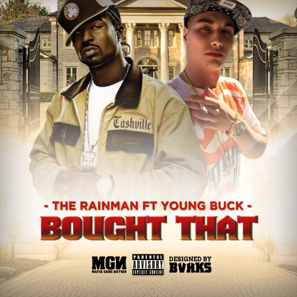 Bought That (feat. Young Buck) - Single