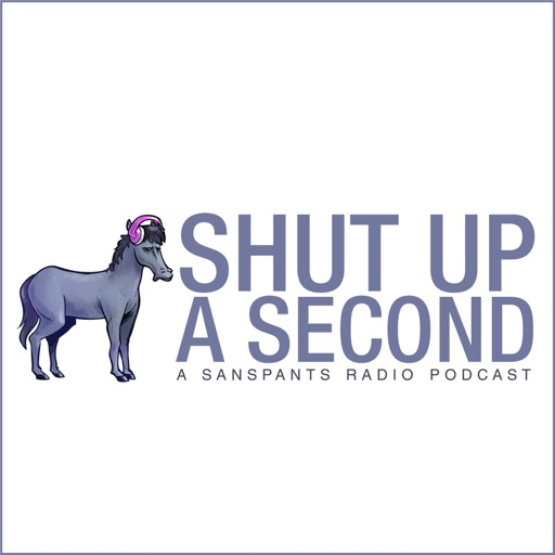 Cover image of Shut up a Second