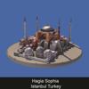 Sergey Ivanov - Hagia Sophia Istanbul Turkey  artwork