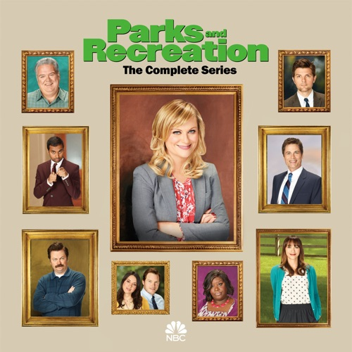 Parks and Recreation: The Complete Series poster
