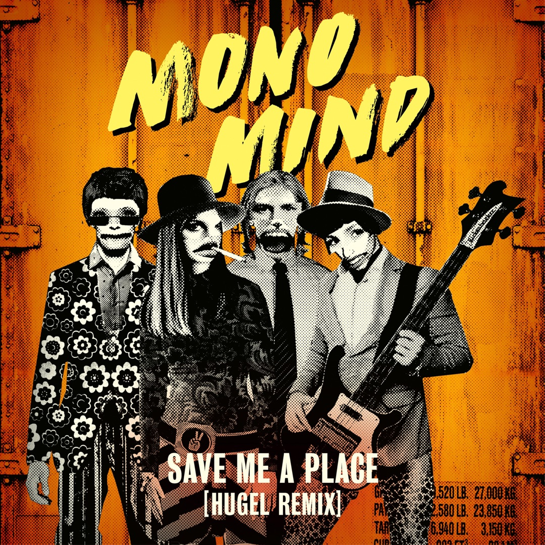 MONO MIND sur Frequence3