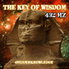 4biddenknowledge - The Key of Wisdom 432 Hz  artwork
