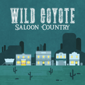 Wild Coyote Saloon Country: Train at Sunset, Gold Whisky Blues, Texas Firehouse, Honky Tonk