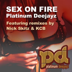 Sex on Fire - EP