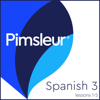Pimsleur - Pimsleur Spanish Level 3 Lessons 1-5: Learn to Speak and Understand Spanish with Pimsleur Language Programs  artwork