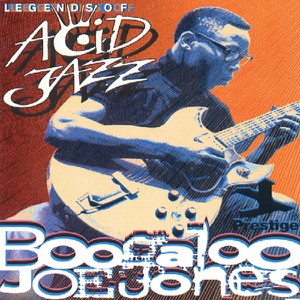 Boogaloo Joe Jones - Atlantic City Soul