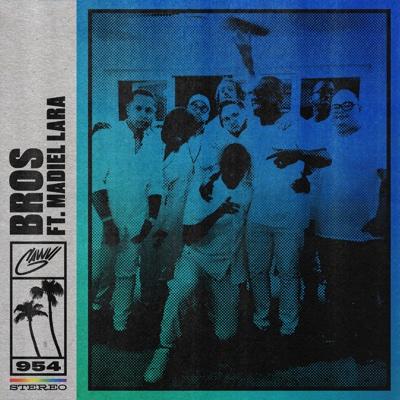 BROS (feat. Madiel Lara) - GAWVI song