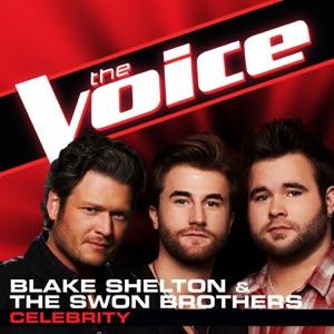 Blake Shelton & The Swon Brothers - Celebrity