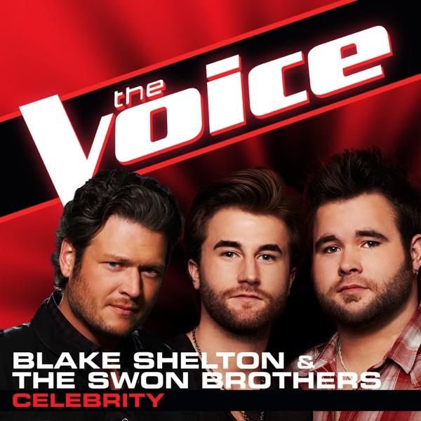 Celebrity (The Voice Performance) - Single