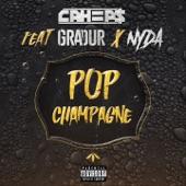Pop champagne (feat. Nyda & Gradur) - Single