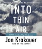 Into Thin Air: A Personal Account of the Mt. Everest Disaster (Abridged) AudioBook Download