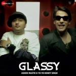 Glassy thumbnail